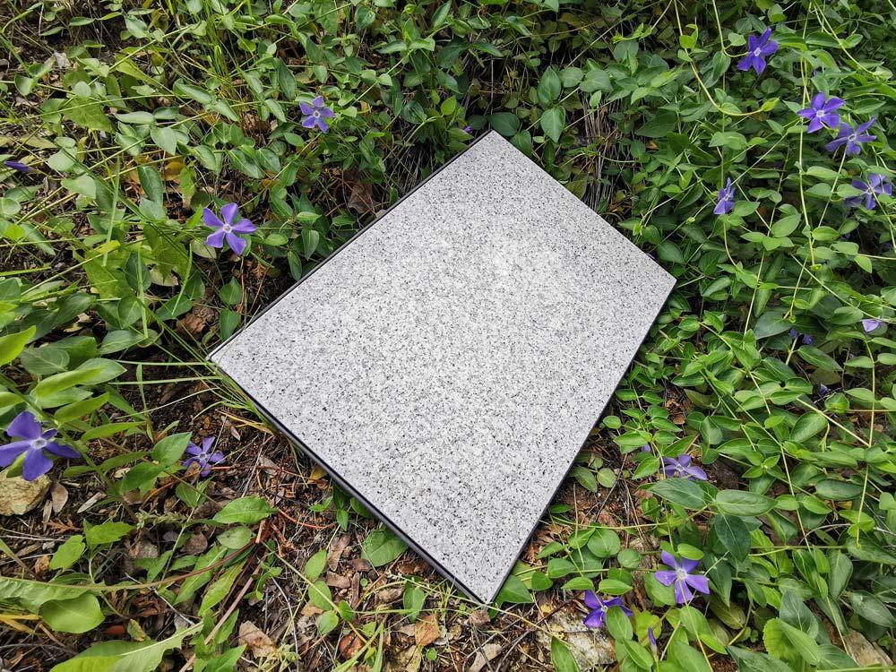 Kamenná pečící deska na grilování