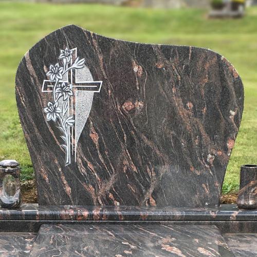 Elegantní pomník - hrobka inspirace