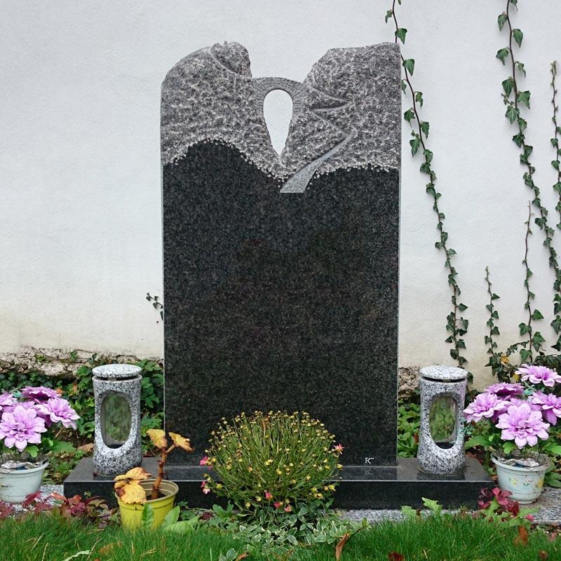 Náhrobní kameny jednohrobů pro vaší inspiraci