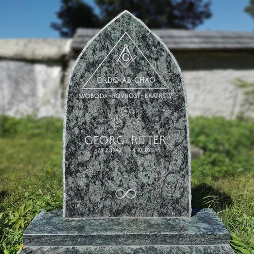 Náhled Pomník svobodné zednářství