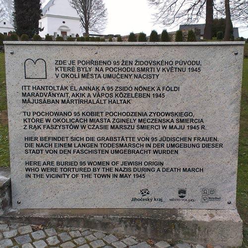 Památník Volary